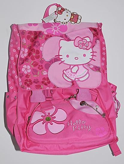 Mochila Extensible Lila Hello Kitty Core Pink