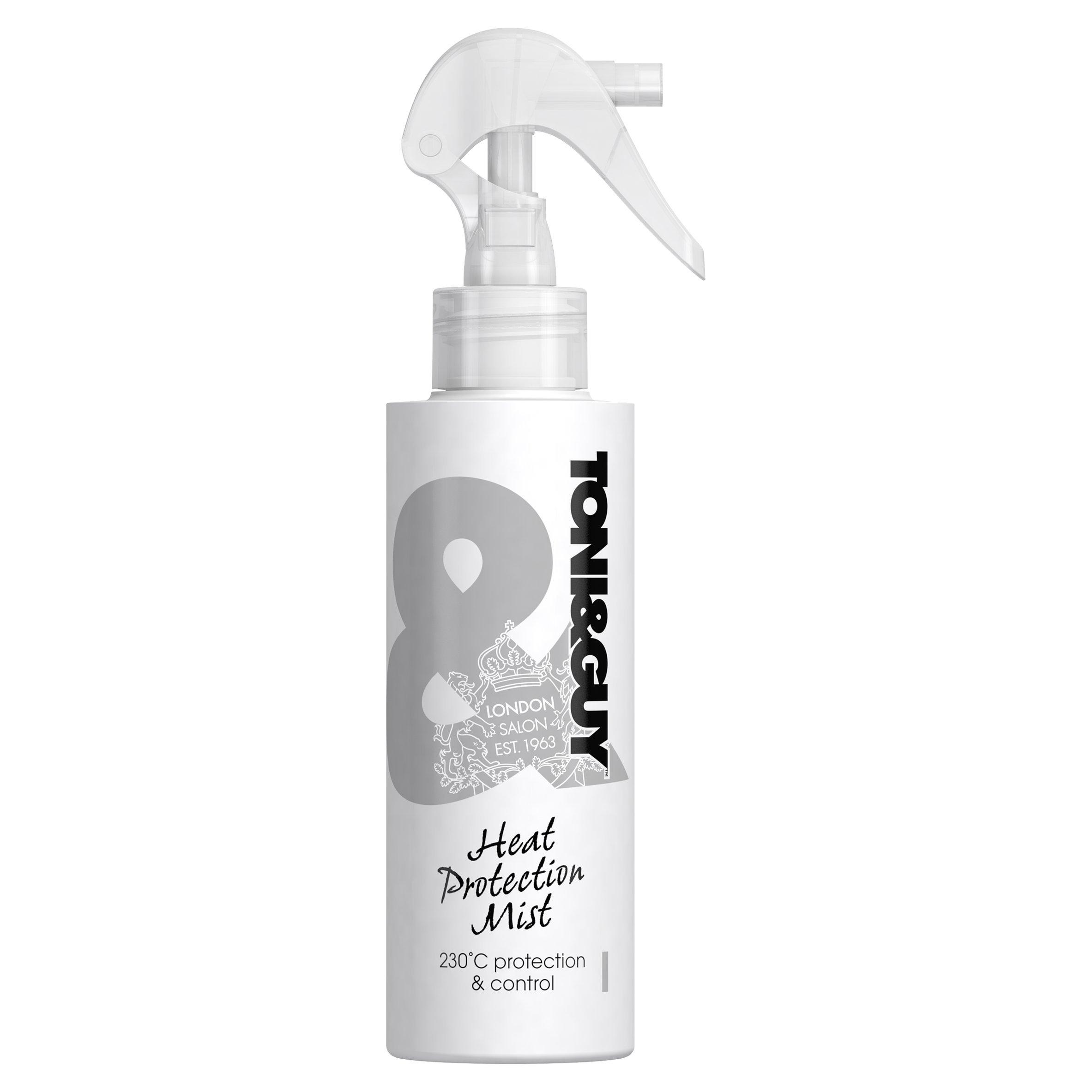 Amazon Toni Guy Prep Heat Protection Mist Anti Static