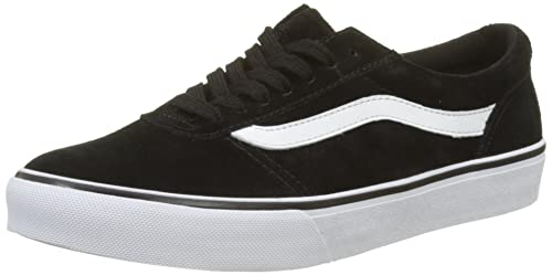 5bb2504fb1d Vans Women s Maddie Suede Trainers  Amazon.co.uk  Shoes   Bags