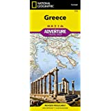 Greece (National Geographic Adventure Map (3316))
