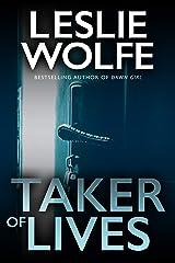 Taker of Lives: A completely unputdownable serial killer thriller (Tess Winnett) Kindle Edition