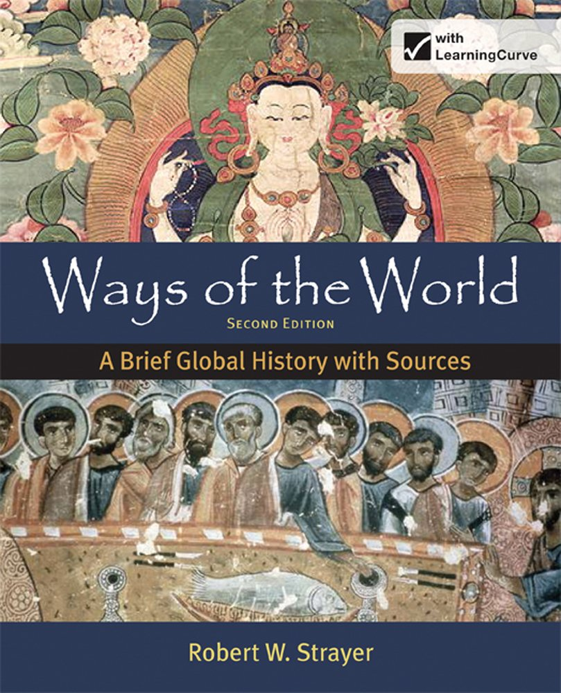 Ways of the World: A Brief Global History with Sources, Combined Volume by Brand: Bedford/St. Martin's