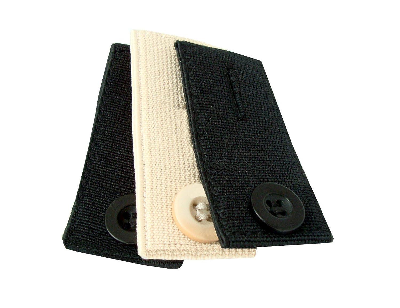 Amazon.com  Medipaq ® Jupe Pantalon GreatIdeas Lot de 3 élargisseurs de  taille à bouton Don t jeter ces habits trop serrants  Kitchen   Dining 3528549bb360