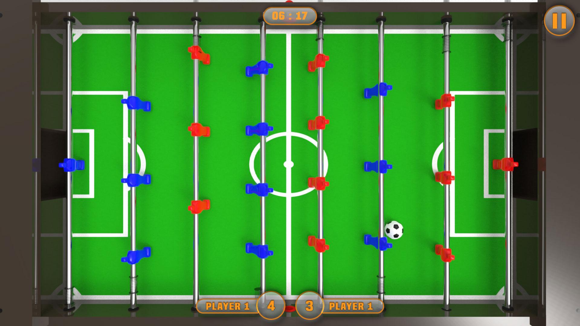 Campeones de la Liga de Foosball - Juego de mesa multijugador: Amazon.es: Appstore para Android