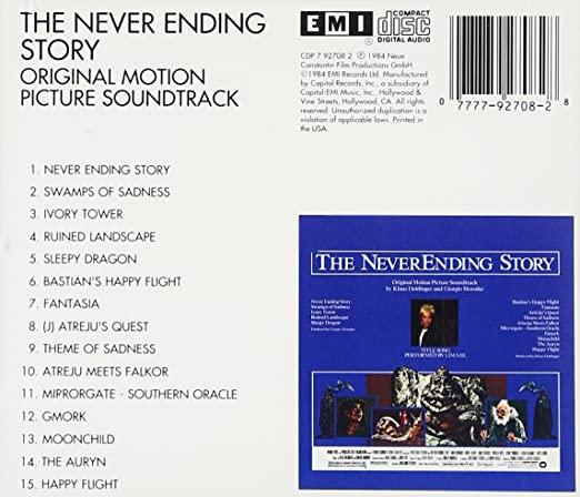the neverending story soundtrack download