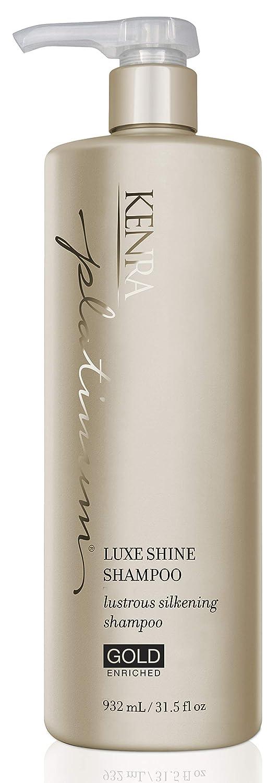 Kenra Platinum Luxe Shine Shampoo/Conditioner