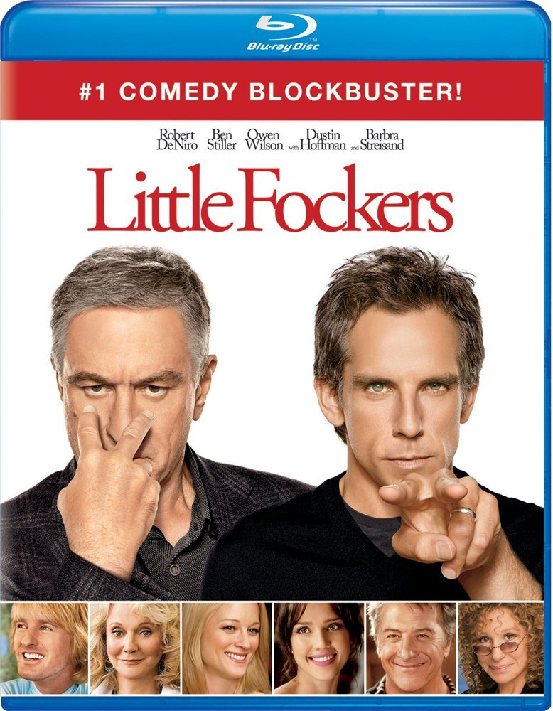 Amazon Com Little Fockers Blu Ray Robert De Niro Ben Stiller Paul Weitz Movies Tv