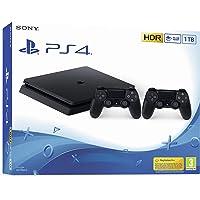 Sony Playstation 4 1TB Slim Oyun Konsolu ve DualShock v2 Controller (Sony Eurasia Garantili)