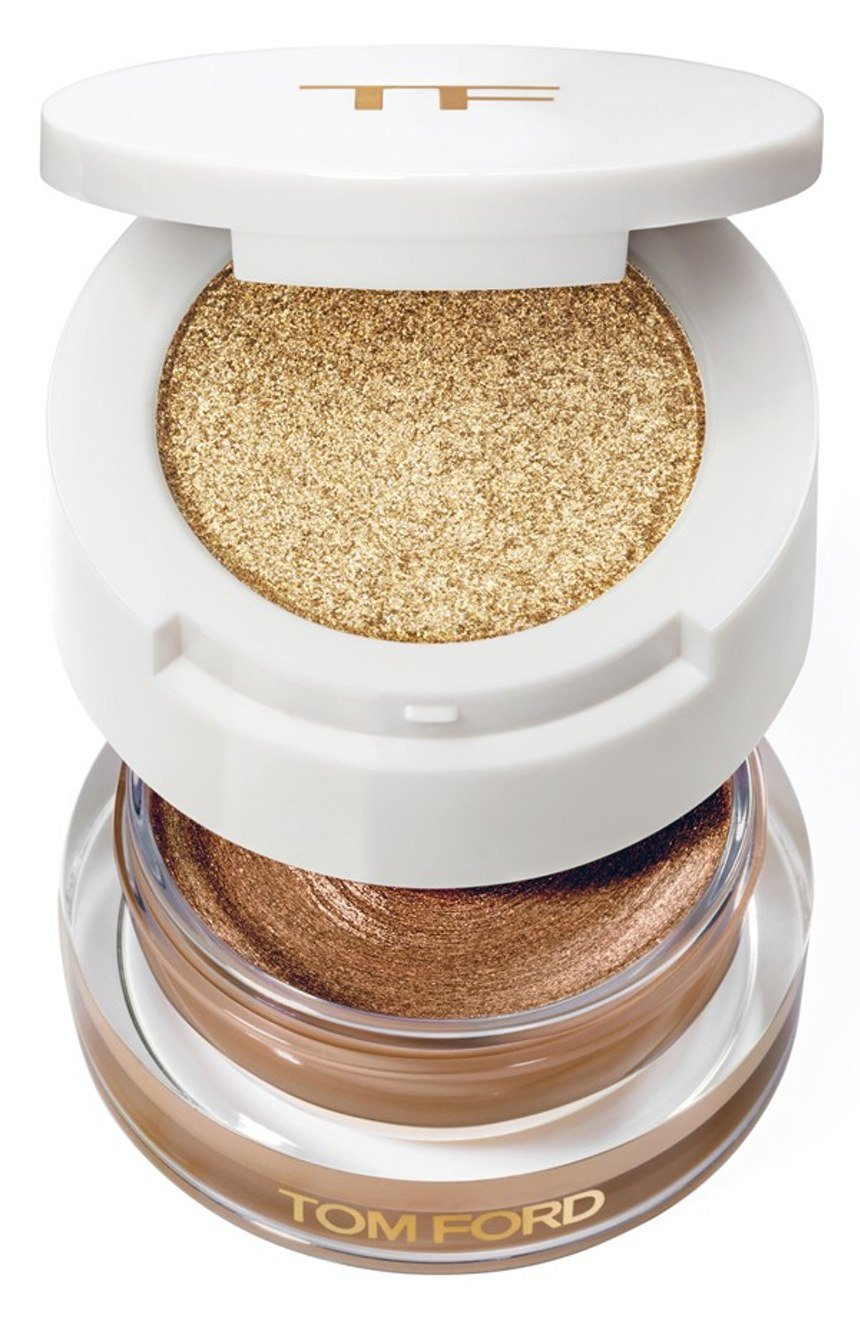TOM FORD Cream and Powder Eye Color # 01 NAKED BRONZE