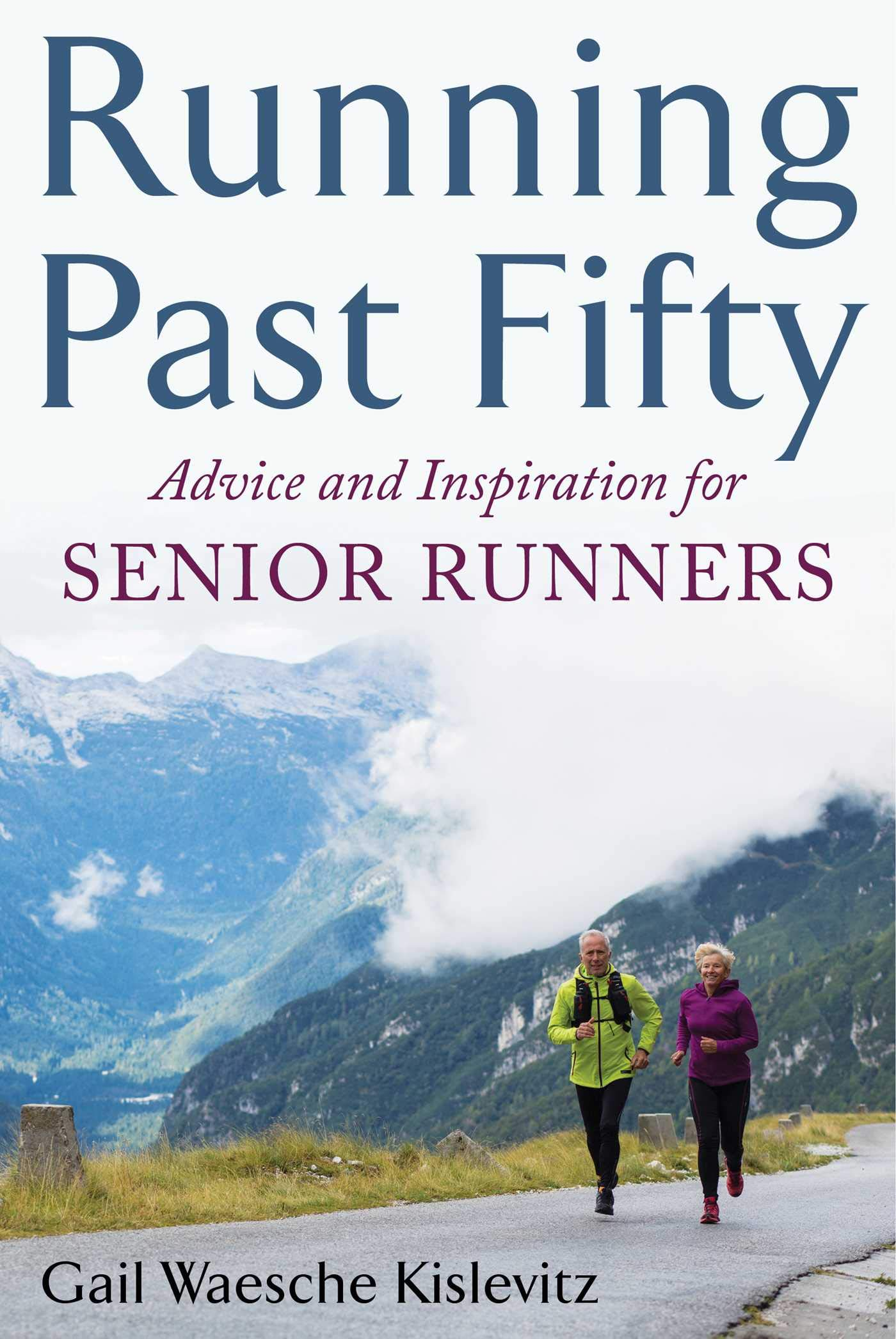 Running Past Fifty Inspiration Runners product image