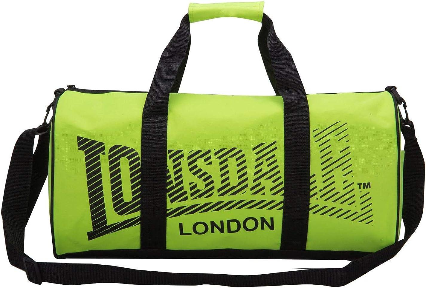 Lonsdale Barrel Bag Gym Fitness Sac fourre-tout