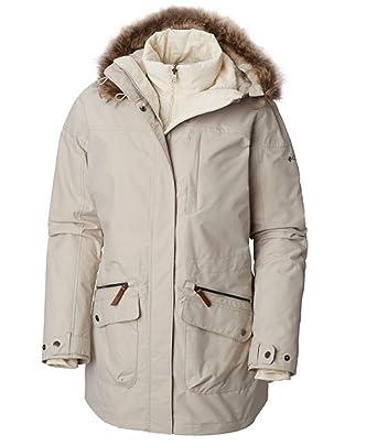 35ea972639d Columbia Women s Plus Carson Pass Interchange Hooded Winter Jacket (2X