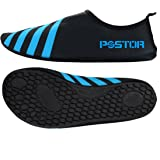 Unisex Barefoot Sports Water Skin Shoes Quick Dry Aqua Socks Beach Swim Surf Yoga Shoes for Women Men and Kids