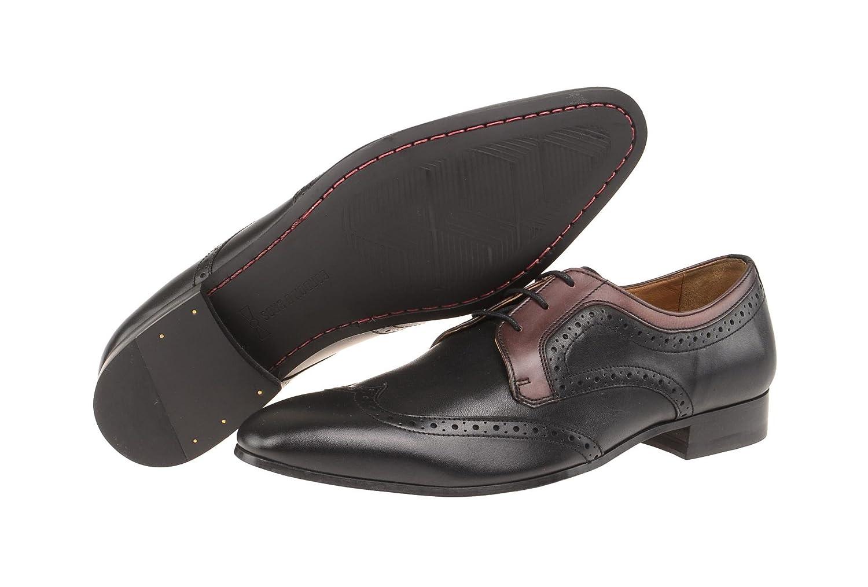 Gordon & Bros. Herrenschuhe Schnürschuhe - elegante Halbschuhe - Schnürschuhe Herrenschuhe LORENZO Schwarz 82bd70