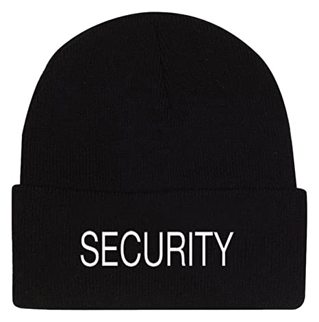 aca01695824 Image Unavailable. Image not available for. Color  Rothco Embroidered Watch  Cap - Security