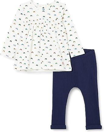 United Colors of Benetton Compl (T-Shirt+Pant) Pantalón para ...