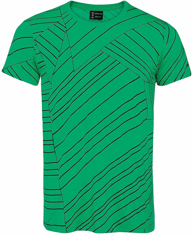 c4063cd5d71f3d Erima Herren Green Concept T-Shirt Sport: Amazon.de: Bekleidung