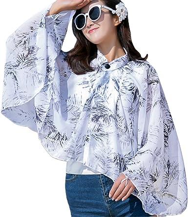 Beach Sunscreen Clothing Ladies Mesh Beach Sunscreen Striped Sun Protection Clothing