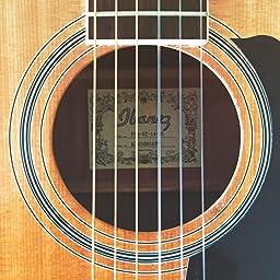 Amazon.com: D'Addario EJ33 Folk Nylon Guitar Strings, Ball ...
