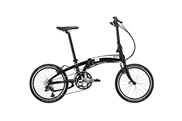 tern Verge P20 - Bicicletas plegables - negro 2016