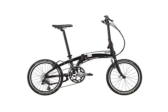 tern Verge P20 - Bicicletas plegables - negro 2016: Amazon.es: Deportes y aire libre
