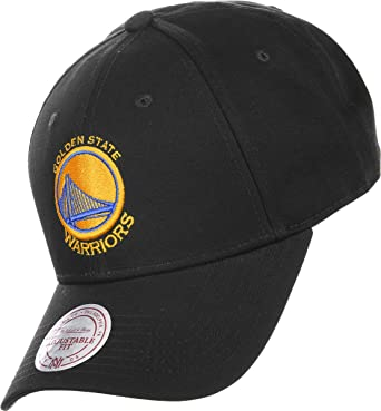 b1d7ebca6f7 Mitchell   Ness Men Caps Snapback Cap NBA Team Logo Low Pro Golden State  Warriors