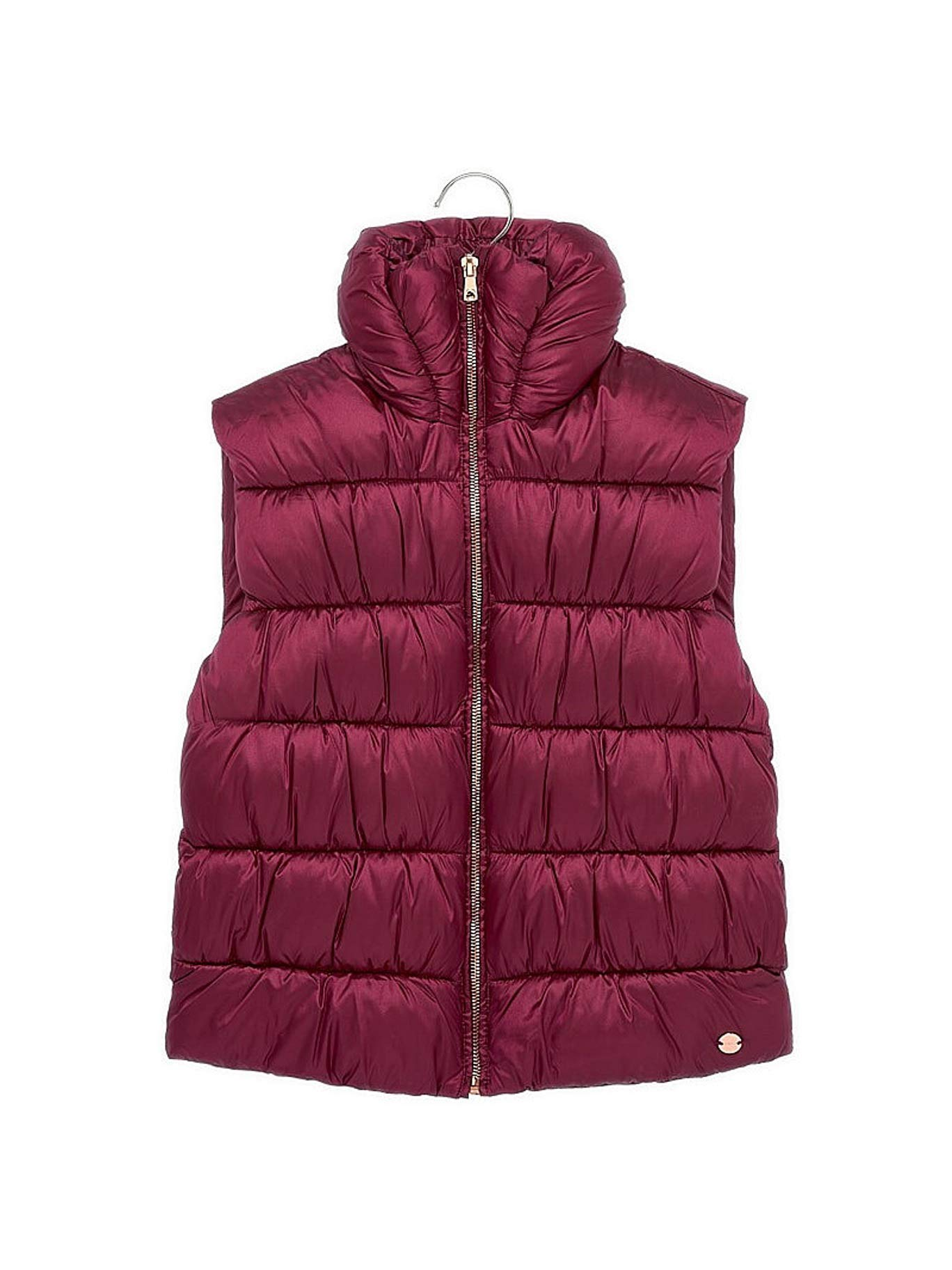 Mayoral 19-07307-039 - Padded Vest for Girls 14 Years Ruby by Mayoral