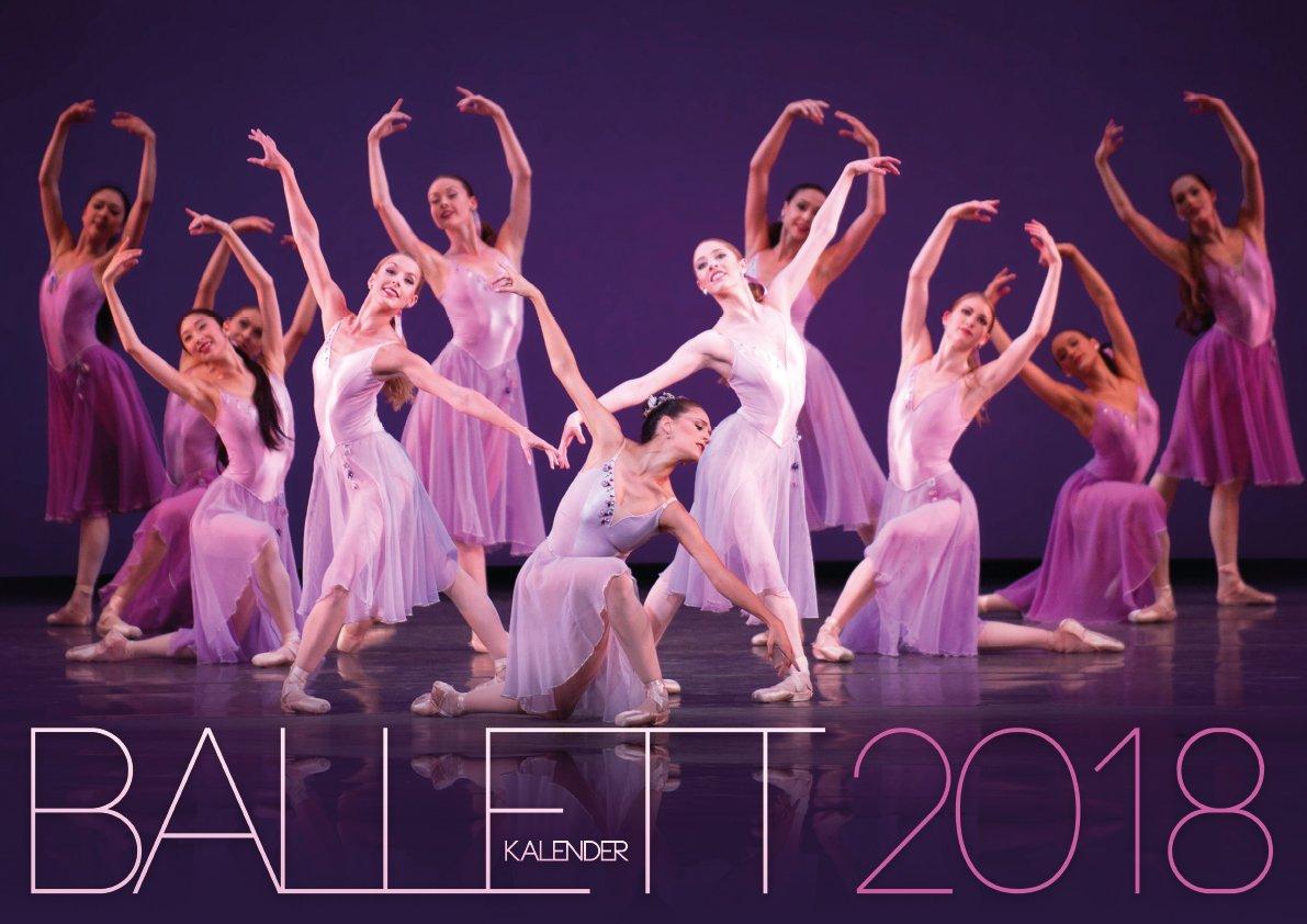 Ballett Kalender 2018