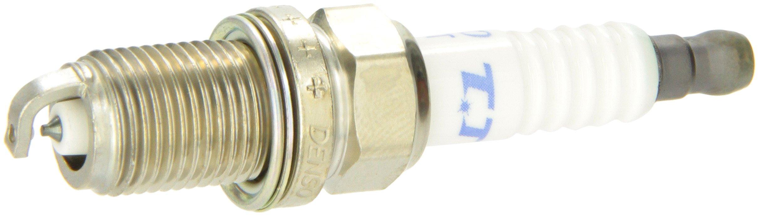 Denso (4504) PK20TT Platinum TT Spark Plug, (Pack of 1)
