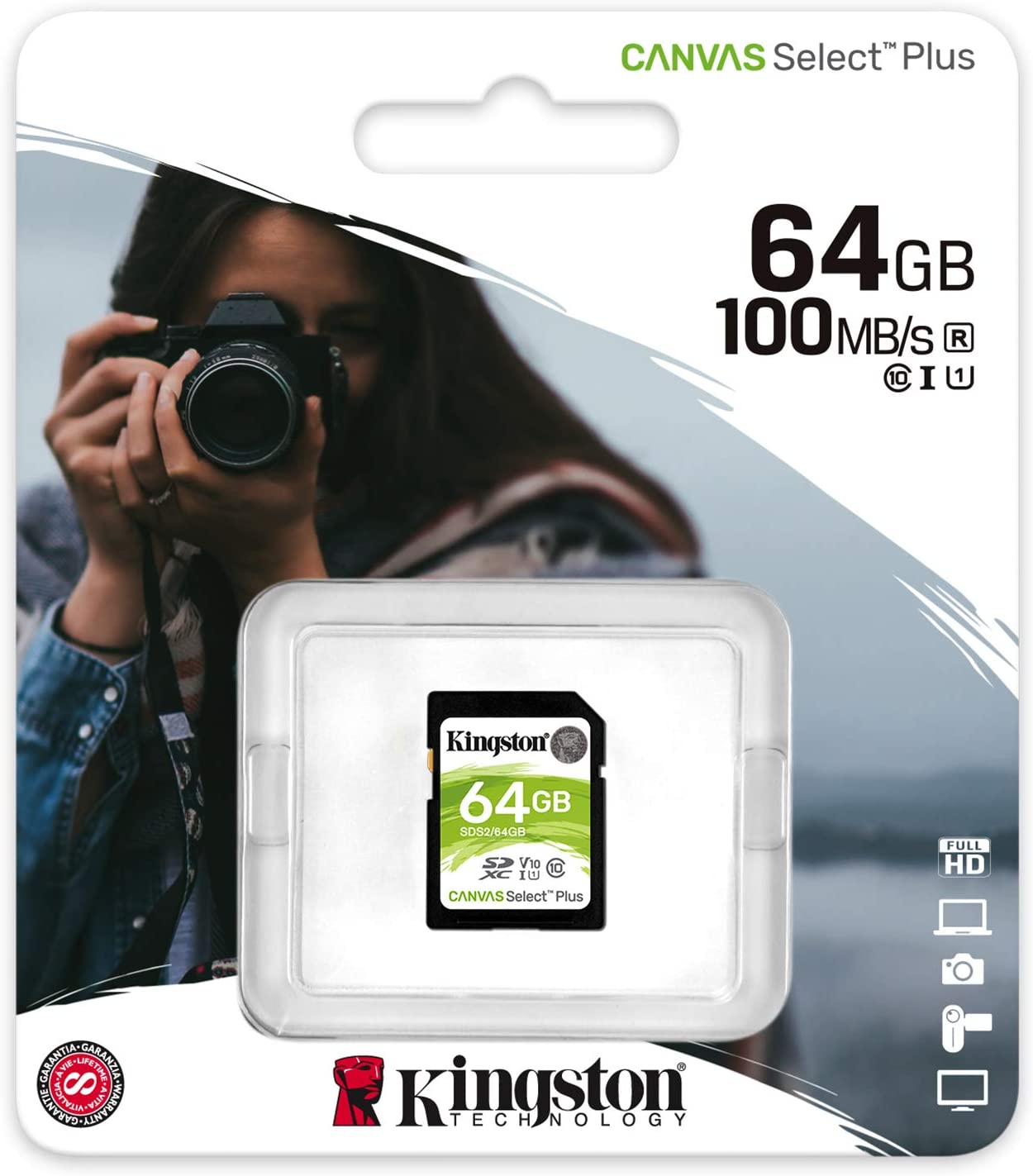 80MBs Works with Kingston Professional Kingston 64GB for Micromax Canvas Turbo Mini MicroSDXC Card Custom Verified by SanFlash.