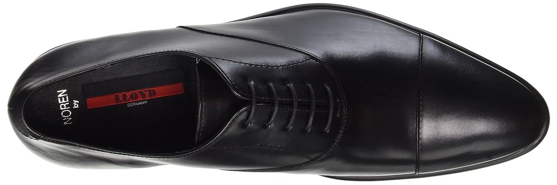 LLOYD Herrenschuh NOREN, klassischer Business-Halbschuh aus aus aus Leder mit Gummisohle B07143YK9G  d1b81b