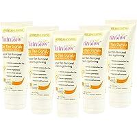 Nutriglow Pack of 5 De-Tan Scrub Face Pack
