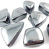 高純度 テラヘルツ鉱石 さざれ石 サイズ大 300g ポリッシュ研磨 パワーストーン