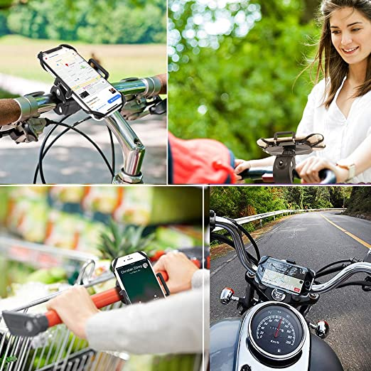 Vélo support Vélo Guidon Support téléphone Grip 360 ° Sony Xperia Z5