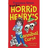 Horrid Henry's Cannibal Curse: Book 24