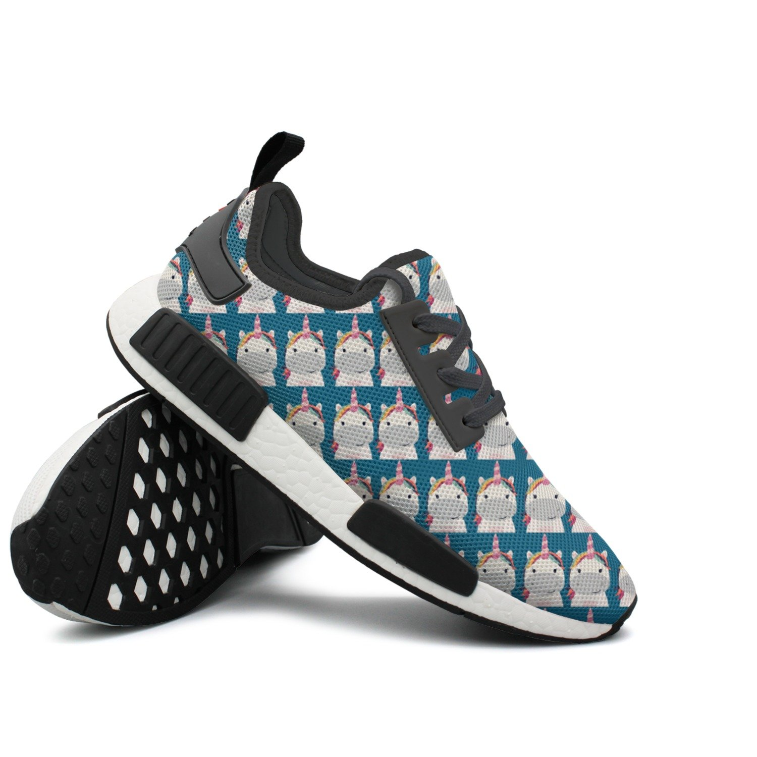 dyzing Lovely Unicorns Women Casual Sneakers Running Shoes