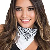 Internet Femmes mode Bandana foulard carré tête écharpe couvre-chefs féminins Bandanas 58*58cm