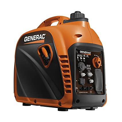 amazon com generac 7117 gp2200i 2200 watt portable inverter rh amazon com Generac Generator Troubleshooting Service Manual Generac Generator Manual PDF