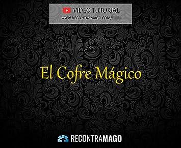 RecontraMago El Baúl de los Fantasmas + Baraja Svengali Económica - Trucos de Magia - Juego de Magia para Niños y Adultos - Desaparición - Monedas - ...