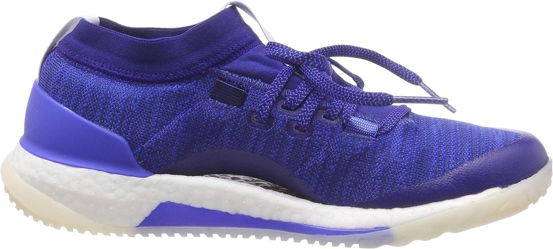 adidas Pureboost X Trainer 3.0, Chaussures de Fitness Femme Bleu Azumis Aeroaz Azalre 000