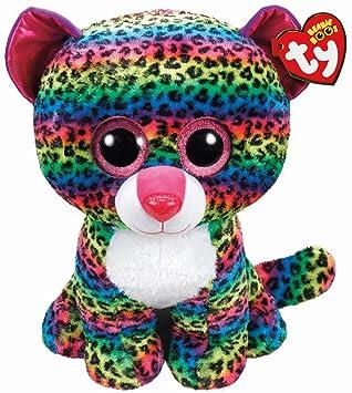 Ty 99997 Dotty, Leopard con ojos, Glubschi s, Beanie Boo s