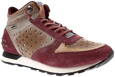 Bugatti Damen 421285311430 Hohe Sneaker: : Schuhe