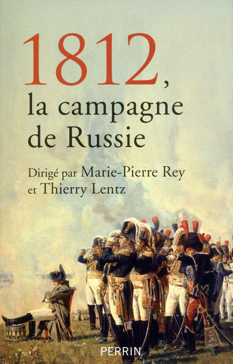 Download 1812, la campagne de Russie : Histoire et postérités pdf