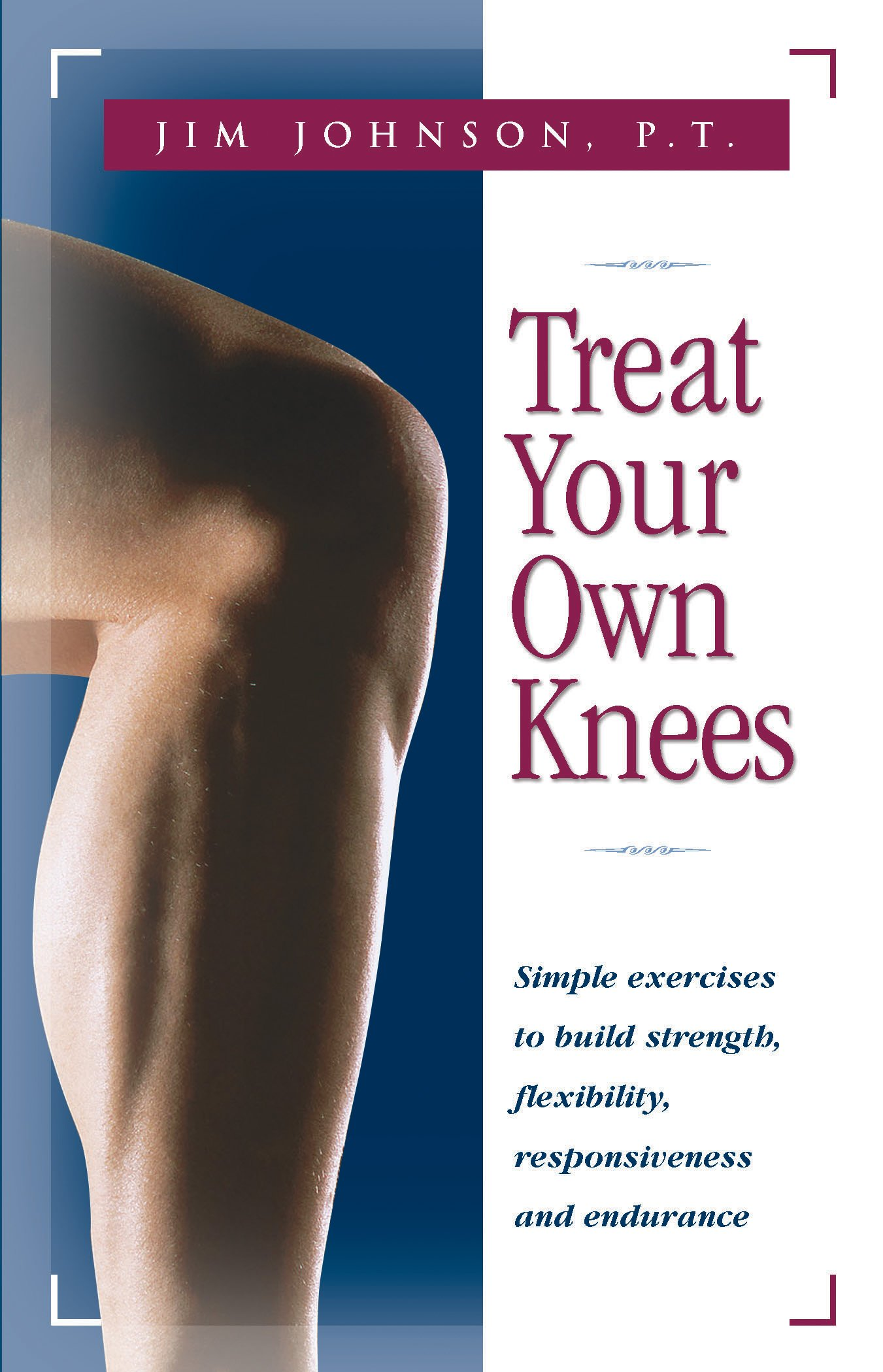 Treat Your Own Knees Responsiveness product image