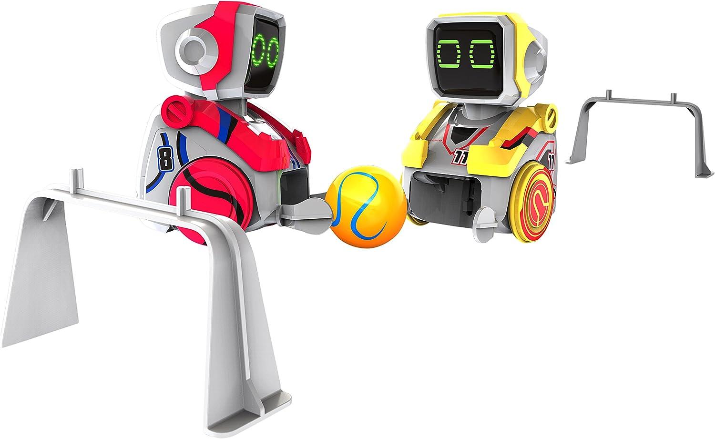 Silverlit Kickabot - Robot de fútbol: Amazon.es: Juguetes y juegos
