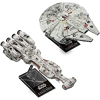 1/1000 Blockade Runner & 1/350 Millennium Falcon Star Wars Episode 4 / New Hope