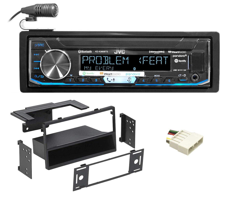 Amazon.com: JVC Digital Media Bluetooth Receptor USB/iPhone ...