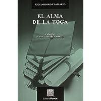 El Alma De La Toga (portada puede variar)