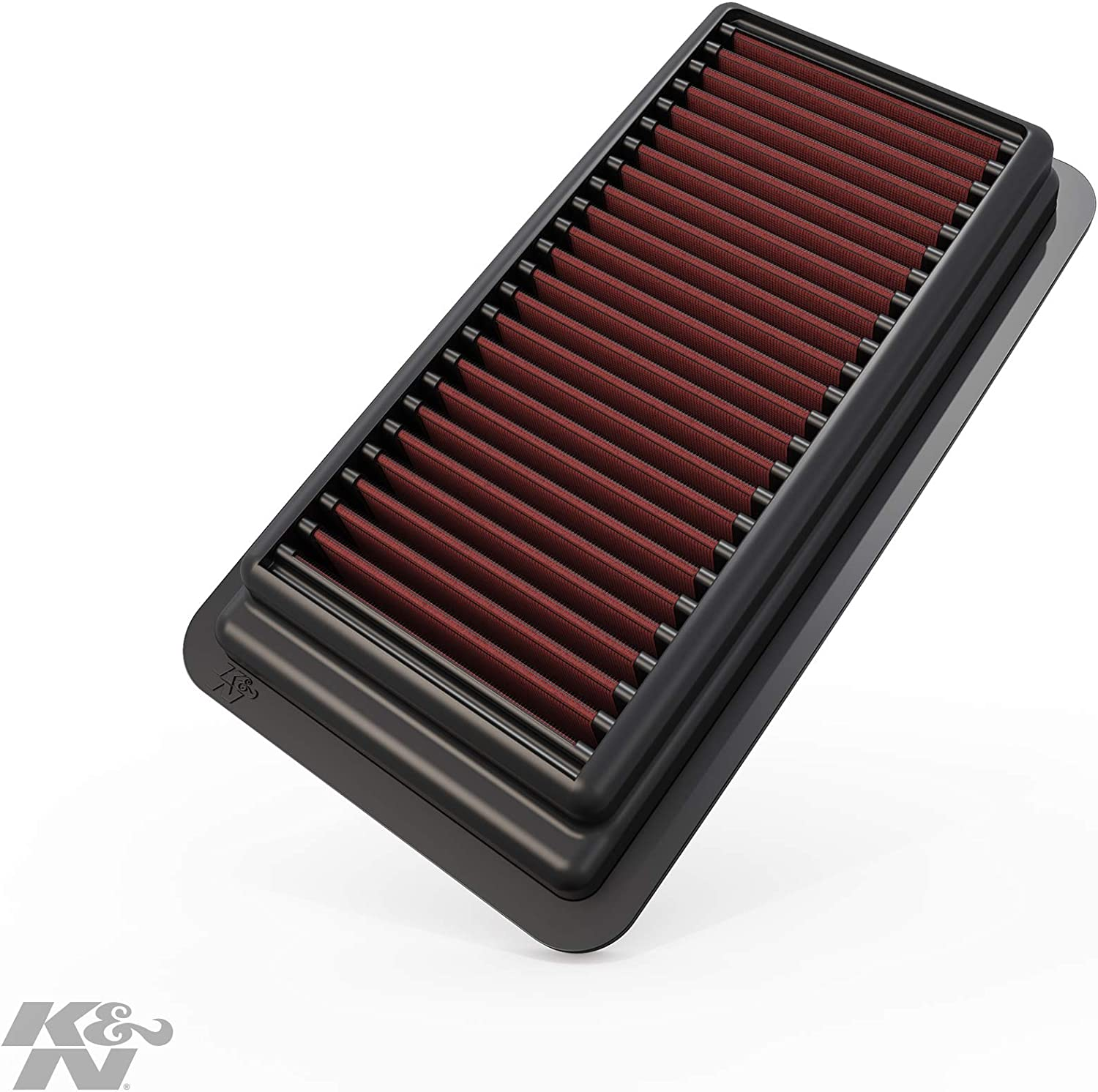 K/&N Filters 33-5045 Air Filter Fits 2016-2018 Honda Civic 2.0L