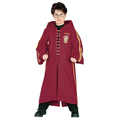 Harry Potter Child\'s Deluxe Quidditch Robe, Small: Toys & Games [5Bkhe1101701]